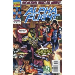 ALPHA FLIGHT VOL.2 Nº 4