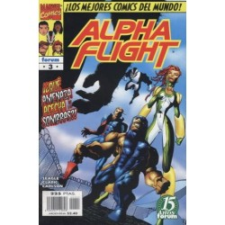 ALPHA FLIGHT VOL.2 Nº 3