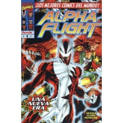 ALPHA FLIGHT VOL.2 Nº 1