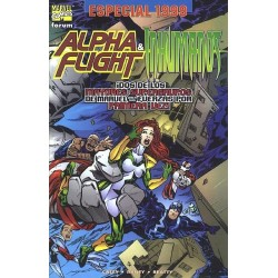 ALPHA FLIGHT VOL.2 ESPECIAL 1999