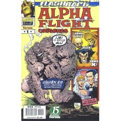 ALPHA FLIGHT ORÍGENES (FLASHBACK)