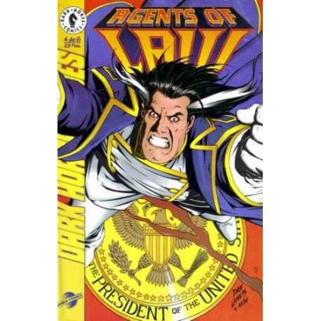 AGENTS OF LAW Nº 4