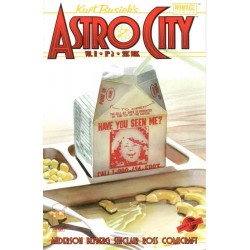 ASTRO CITY VOL.2 Nº 3