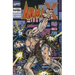 ARMA-X Nº 4