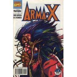 ARMA-X Nº 3