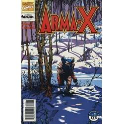 ARMA-X Nº 2