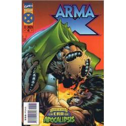 ARMA X VOL.2 Nº 4