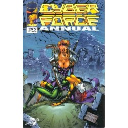 CYBER FORCE VOL.1 ANUAL 1995