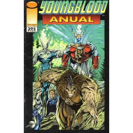 YOUNGBLOOD ANUAL 1995