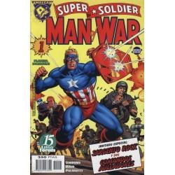 AMALGAM: SUPER SOLDIER MAN OF WAR
