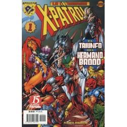 AMALGAM: LA EXTRAORDINARIA X-PATROL