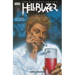 HELLBLAZER Nº 32