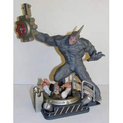 MARVEL MODEL KITS: RHINO