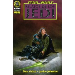 STAR WARS: RELATOS DE LOS JEDI Nº 3