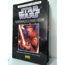 STAR WARS: EL RESURGIR DE LA FUERZA OSCURA (COMPLETA) 3 NÚMEROS