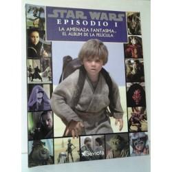 STAR WARS: EPISODIO 1 EL ÁLBUM DE LA PELÍCULA