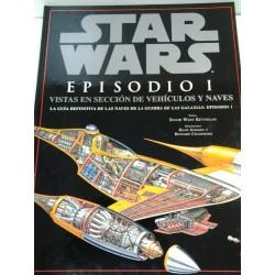 STAR WARS: EPISODIO 1 VISTAS EN SECCIÓN DE VEHÍCULOS Y NAVES