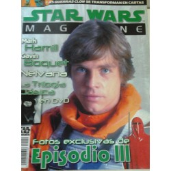 STAR WARS MAGAZINE Nº 19