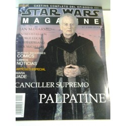 STAR WARS MAGAZINE Nº 3