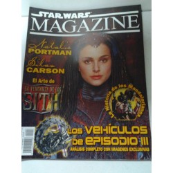 STAR WARS MAGAZINE Nº 27