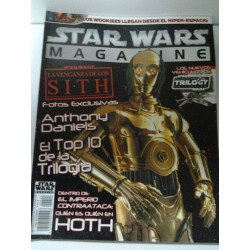 STAR WARS MAGAZINE Nº 22