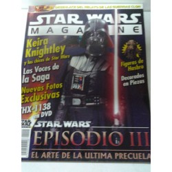 STAR WARS MAGAZINE Nº 20
