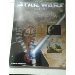 STAR WARS FACT FILE Nº 74