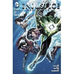 INJUSTICE: GODS AMONG US Nº 4
