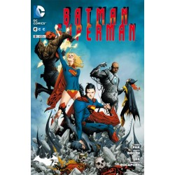 BATMAN/SUPERMAN Nº 9