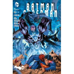 BATMAN/SUPERMAN Nº 8