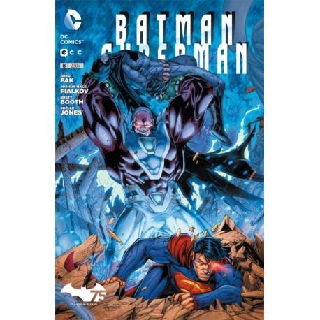 BATMAN/SUPERMAN Nº 8