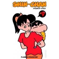 SHIN-CHAN Nº 9