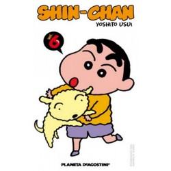 SHIN-CHAN Nº 6