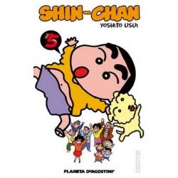 SHIN-CHAN Nº 5