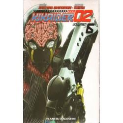 KIKAIDER CODE 02 Nº 6