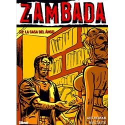 ZAMBADA Nº 2 LA CASA DEL ÁNGEL