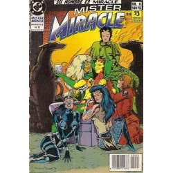 MISTER MIRACLE Nº 6