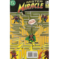 MISTER MIRACLE Nº 4