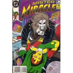 MISTER MIRACLE Nº 2