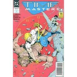 TIME MASTERS Nº 8 (ETIQUETA DE PRECIO EN PORTADA)