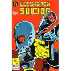 ESCUADRÓN SUICIDA Nº 2 (ETIQUETA PRECIO EN PORTADA)