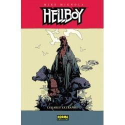 HELLBOY 09: LUGARES EXTRAÑOS