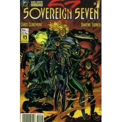 SOVEREIGN SEVEN (LOS SIETE SOBERANOS) Nº 1