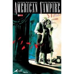 AMERICAN VAMPIRE Nº 5 (RUSTICA)