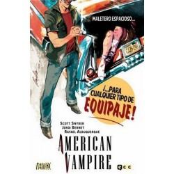 AMERICAN VAMPIRE Nº 4 (CARTONE)