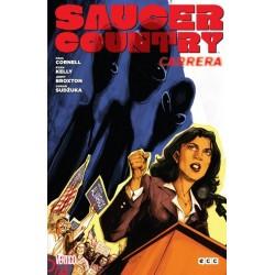 SAUCER COUNTRY Nº 1 CARRERA