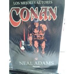 CONAN- LOS MEJORES AUTORES NEAL ADAMS