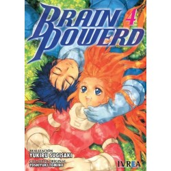 BRAIN POWERD Nº 4