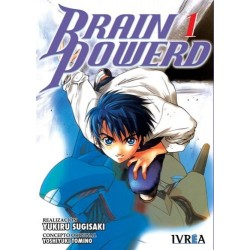 BRAIN POWERD Nº 1