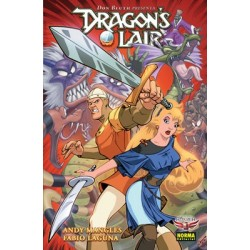 ALQUIMIA Nº 1 DRAGON'S LAIR 01